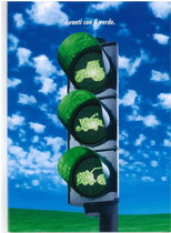 Avanti col verde