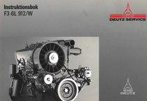 F3-6L 912 W - Instruktionsbok