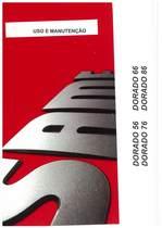 DORADO 56 - 66 - 76 - 86 - Uso e manutençao