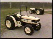 I nuovi trattori speciali Lamborghini 660-F e 775-F - Le lavorazioni pesanti del terreno