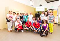 Visita di lavoratori SAME DEUTZ-FAHR al Museo Nazionale della Scienza e della Tecnologia di Milano