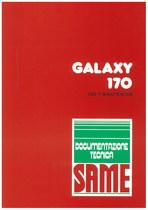 GALAXY 170 - Uso y manutencion