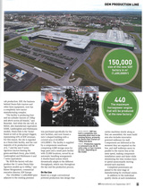 New beginnings. We take a behind-the-scenes tour of SDF's newly-built tractor production facility