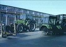 Nos investissements d'avenir - La nouvelle fabrique de tracteurs KHD