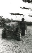 Trattore SAME Minitaurus 60 in Africa