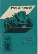 DA 30 - Catalogo parti di Ricambio