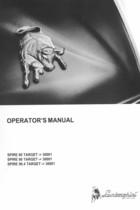 SPIRE 80 TARGET ->30001 - SPIRE 90 TARGET ->30001 - SPIRE 90.4 TARGET ->30001 - Operator's manual