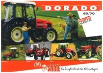 DORADO 60 - 70 Nouveau Modele