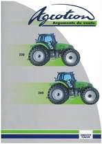 Agrotron 230-260 - Arguments de vente