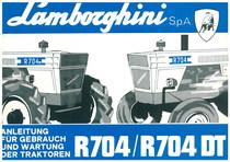 R 704 - 704 DT - Gebrauch und Wartung