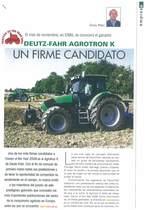 Deutz-Fahr Agrotron K Un firme candidato