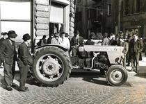 Lancio del trattore SAME Centauro a Mantova