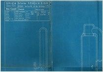 """""""Motore B 8/110 - Gruppo V: Carter. Commessa 1720"""""""