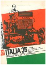 ITALIA 35 - Uso y manutencion