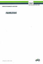 AGROTRON FAHRZEUG - Werkstatthandbuch