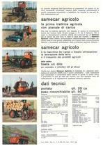 Samecar Agricolo - due macchine al prezzo di una!