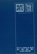 MOTORE - 1052 L - 1053 L- 1054 L- 1056 L Catalogo Parti di Ricambio