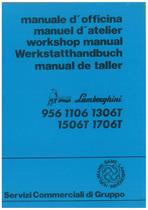 956-1106-1306T-1506T-1706T - Manuale d'Officina