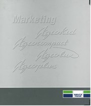 Marketing Agrokid - Agrocompact - Agrolux - Agroplus
