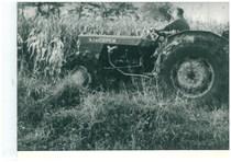 Prove dimostrative del trattore SAME Centauro