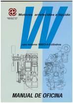 MOTORI 1000/3-4-6 CILINDRI W - Manual de Oficina