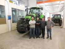 SDF Academy - Corso Deutz-Fahr Agrotron 7250 TTV