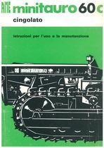 MINITAURO 60 C - Libretto di uso e manutenzione