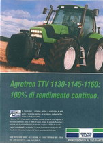 TV 1130 - 1145 - 1160 - 100% di rendimento continuo
