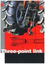 Three - point link