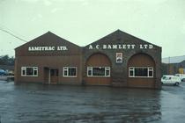 Sede concessionario Bamlett