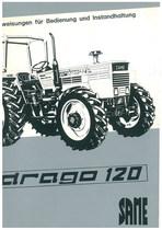 DRAGO 120 - Bedienung und wartung