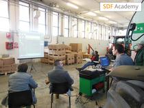 SDF Academy - Corsi presso le aule dell'Academy