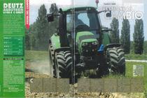 Deutz Agrotron 6140.4 C-Shift