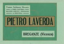 LAVERDA Piergiorgio, LE MACCHINE AGRICOLE LAVERDA, Sandrigo, Grafic Nord Group, 2009