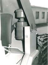 Samecar Agricolo - Particolare del filtro aria