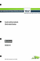 ECTRON 5530 H - Instruktionsbok