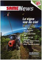 SAME News - La vigne vue du ciel