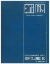 MINITAURUS 60 Synchro - Catalogo Parti di Ricambio