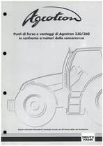 Agrotron 230-260 - Punti di forza e vantaggi di Agrotron 230-260