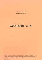 Sez. 1 A - MOTORI a V-DA 952 V-954 V - Catalogo Parti di Ricambio / Catalogue de pièces de rechange / Spare parts catalogue / Ersatzteilliste / Lista de repuestos