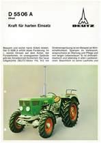 D 55 06 - KRAFT FÜR HARTEN EINSATZ