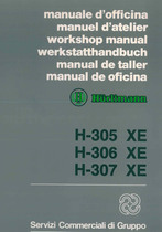 H 305 - H 306 - H 307 XE - Manual de oficina