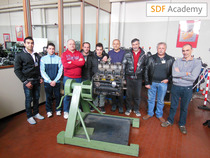 SDF Academy - Corso motori SLH Tier 3