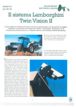 Il sistema Lamborghini Twin Vision II