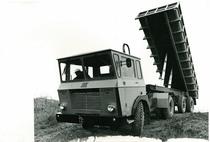Samecar Elefante TS/A 4x4 con cassone ribaltabile