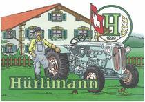 Catalogo Huerlimann realizzato in lingua tedesca. Contiene giochi per i bambini.
