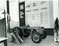 Trattore modello CENTAURO 60