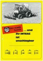 INTRAC SYSTEM 2000 - RAU-KOMBI SYSTEM