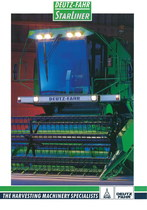 STARLINER - The harvesting Machinery Specialists