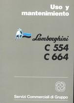 C 554 - C 664 - Uso y mantenimiento